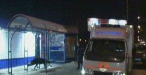 На остановке транспорта в Киеве умерла 48-летняя женщина