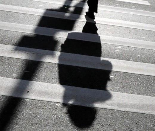 ГАИ разыскивает водителя-беглеца, сбившего ребенка на пешеходном переходе