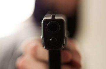 В Киеве водитель угрожал автомобилистам пистолетом