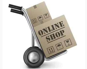 Сегодня рынок товаров в Украине перенесен в интернет