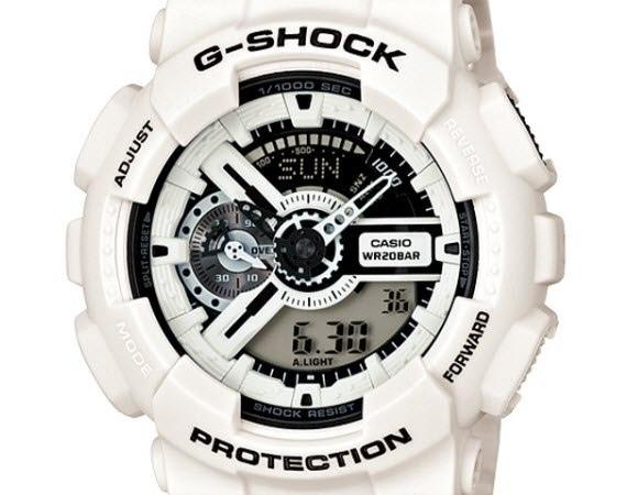 G-Shock презентует новинки сезона весна-лето 2013