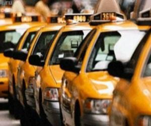 Таксисты опасаются ДТП и пробок и поднимают стоимость проезда