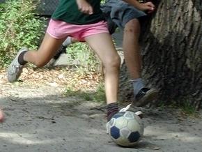 Детские площадки в Киеве обойдутся власти в 10 млн. гривен