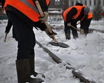 Чиновники нашли места в Киеве, где устроить потоп от талого снега