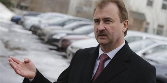 Попов заранее создал штаб по предупреждению наводнения