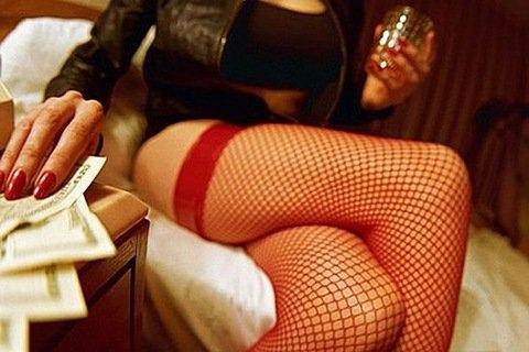 Проживающим в престижных отелях Киева предлагали секс-услуги