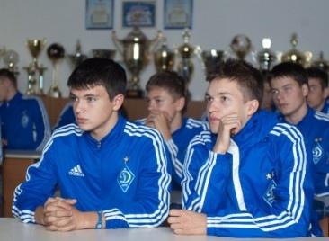 Киевская кузница футбольных талантов попала в ТОП-10 лучших европейских академий
