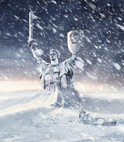 В Киеве снова пойдет снегопад