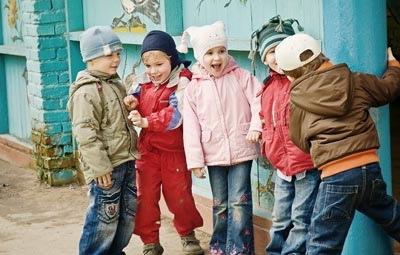 Киевляне смогут по Интернет устраивать детей в центральные садики Киева