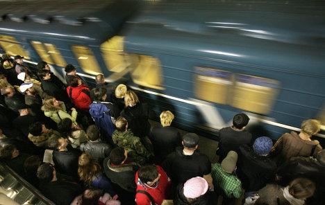 В киевском метро шестивагонных поездов не будет