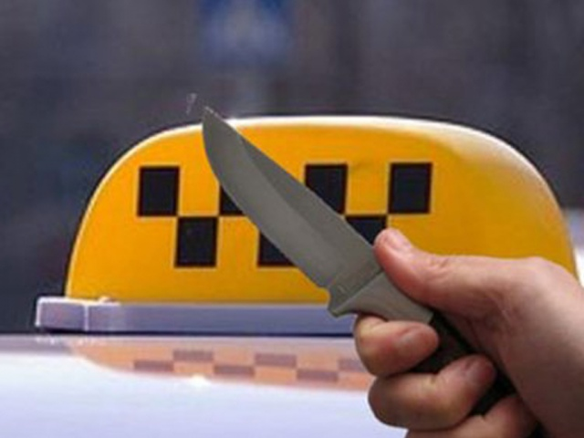 На Оболони пассажир такси набросился на водителя с ножом
