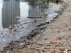 Для предотвращения наводнения будут почищены 15 киевских озер