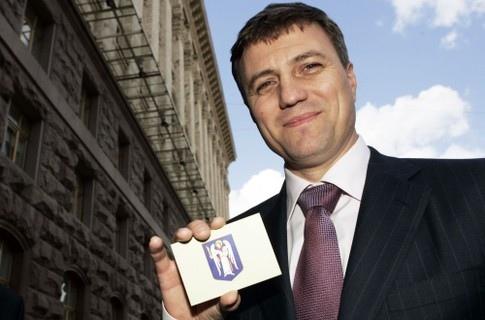 У Киева появился еще один кандидат на должность городского головы