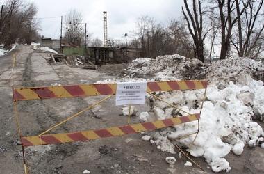 Оползни в Киеве могут случиться на территории 4 тыс. га