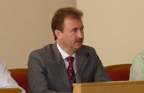 Попов явился на сессию Киевсовета