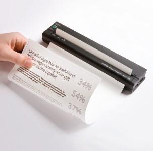 Мелочь, но как приятно: портативные принтеры