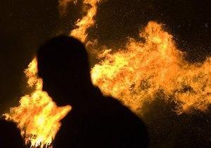 На пожаре в Киеве погиб 38-летний мужчина