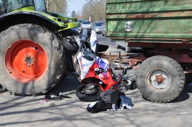"""На трассе """"Киев-Одесса"""" насмерть разбился мотоциклист"""
