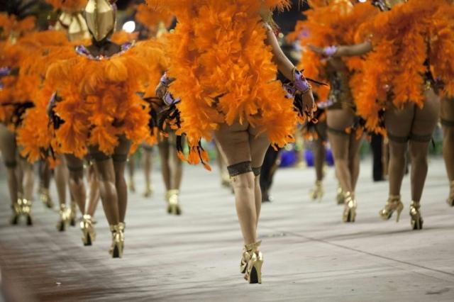 Летом 2014 года в Киеве может пройти Бразильский карнавал
