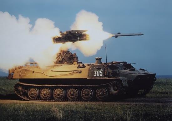 Под Киевом военные вывели из строя зенитно-ракетный комплекс