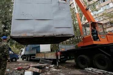 Попов пообещал снять шкуру с тех чиновников, которые не бдят за МАФами