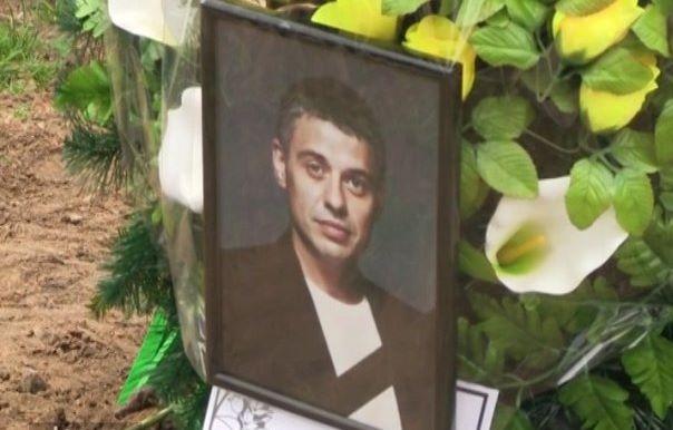 Мужа Тины Кароль похоронили на Берковецком кладбище