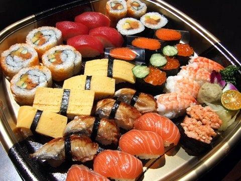 Что необходимо для суши в домашних условиях