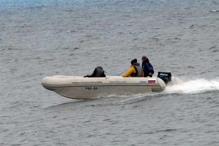На Днепре едва не утонула семья с детьми