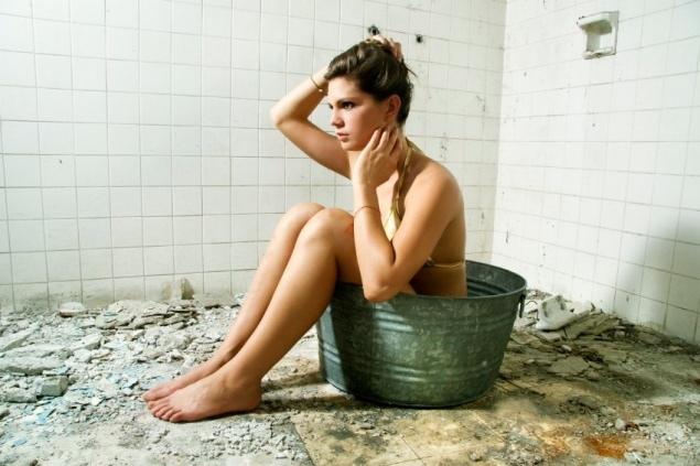 Половина Киева до лета остается без горячей воды