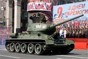 Концерт по случаю Дня Победы обошелся Киеву в 1 млн. гривен