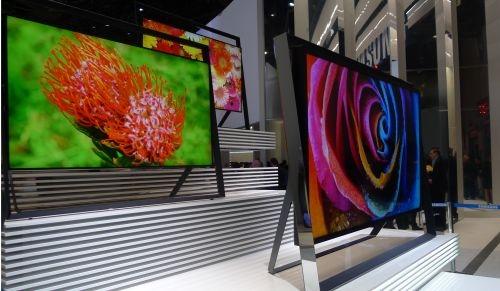 Самсунг представил новый телевизор с ультра-высоким разрешением
