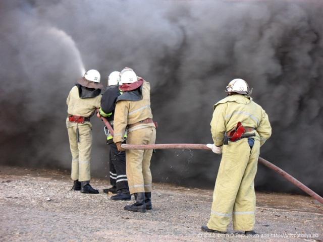 На Оболони 77-летний дедушка выжил в сильном пожаре