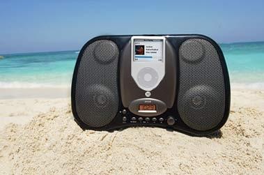 На киевских пляжах появится радио