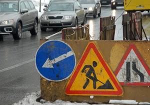 На три дня частично ограничат движение на Московском мосту