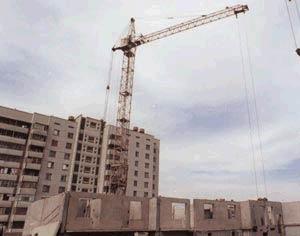 На окраинах и в спальных районах Киева построят новые дома