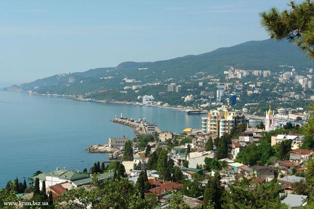 Туризм в Крыму - отдых в Ялте