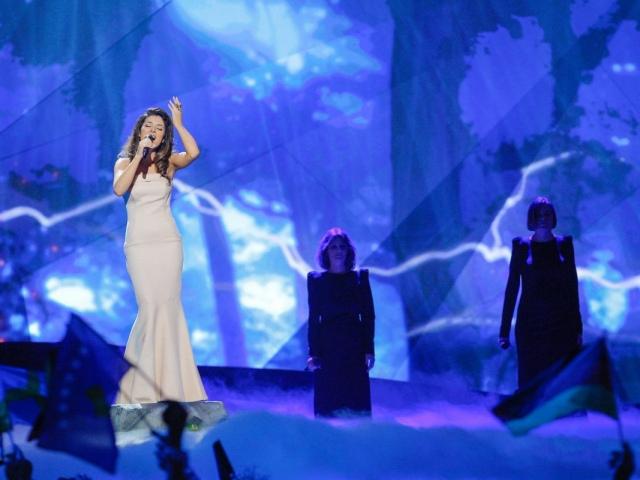 На Евровидение-2013 Украина заняла третье место - 214 баллов