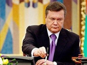 Янукович назначил трех глав киевских районов