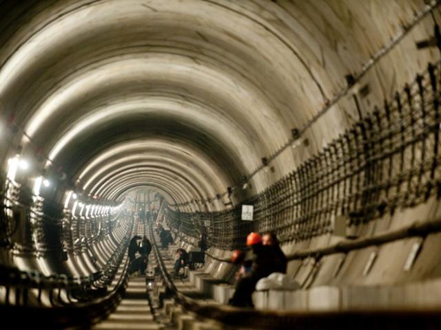 Киевский метрополитен прольет свет на несколько своих тайн