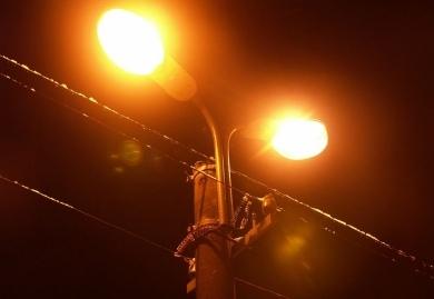 Киев будет экономить на уличном освещении
