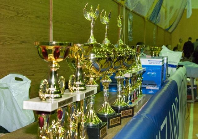 В Киеве состоится чемпионат Европы по смешанным единоборствам