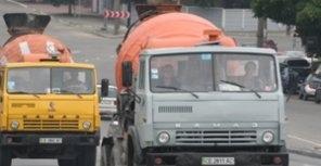 Киевсовет запретил грузовикам ездить по Киеву