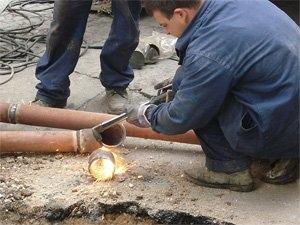 В Киеве изношено около 70% всех теплосетей