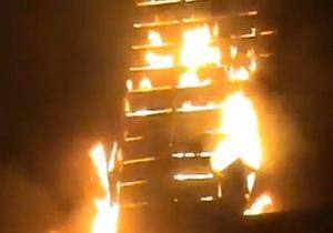 Чуть ли не каждый дом в Киеве может воспламениться