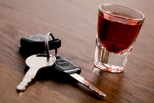 В Киеве задержан пьяный водитель-хам