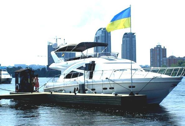 В парке Дружбы народов проходит выставка яхт