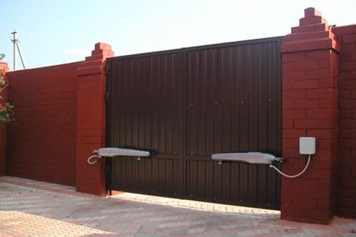 Как правильно выбрать ворота