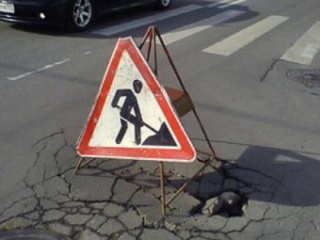 Попов починит улицы в микрорайоне Жуляны