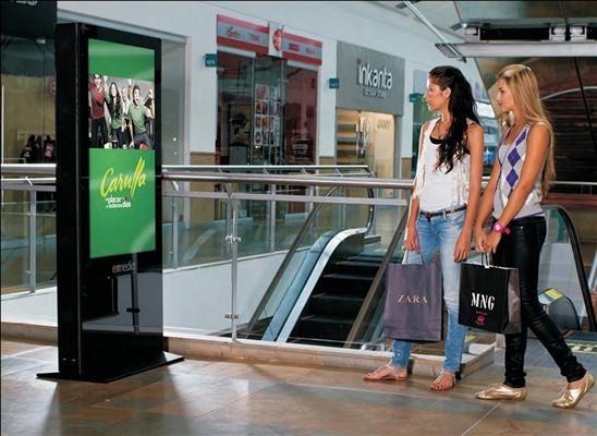 """В торговом центре """"Республика"""" появятся интерактивные подсказки"""