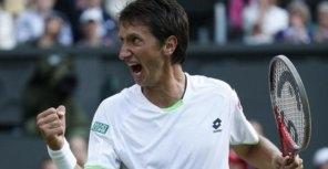 Киевлянин обыграл в теннис Роджера Федерера